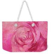 The Pink Lady 5 Weekender Tote Bag