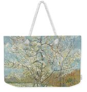 The Pink Peach Tree Arles, April - May 1888 Vincent Van Gogh 1853  1890 Weekender Tote Bag