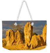 The Pinnacles Nambung National Park Australia Weekender Tote Bag