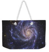The Pinwheel Galaxy, Also Known As Ngc Weekender Tote Bag