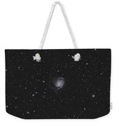 The Pinwheel Galaxy Weekender Tote Bag