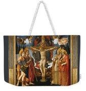 The Pistoia Santa Trinita Altarpiece Weekender Tote Bag