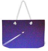 The Plane Weekender Tote Bag