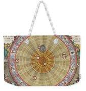 The Planisphere Of Copernicus Harmonia Weekender Tote Bag