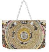 The Planisphere Of Ptolemy, Harmonia Weekender Tote Bag by Science Source