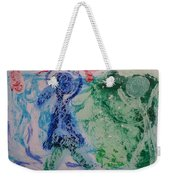 The Play Le Jeu Weekender Tote Bag