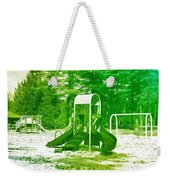 The Playground I - Ocean County Park Weekender Tote Bag