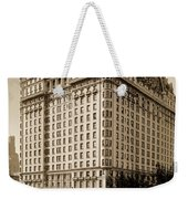 The Plaza Hotel Weekender Tote Bag