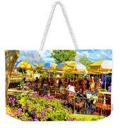 The Plaza Magic Kingdom Walt Disney World Weekender Tote Bag