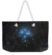 The Pleiades, Also Known As The Seven Weekender Tote Bag by John Davis