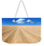The Ploughed Field 2 Weekender Tote Bag