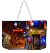 The Point Marshall Street Boston Ma Weekender Tote Bag
