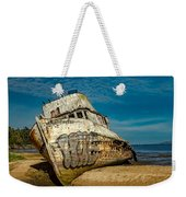 The Point Reyes Beached Weekender Tote Bag