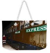 The Polar Express Weekender Tote Bag