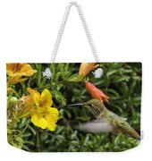 The Pollinatrix Weekender Tote Bag