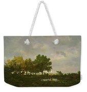 The Pond, La Mare Weekender Tote Bag