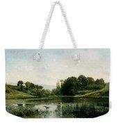 The Ponds Of Gylieu Weekender Tote Bag