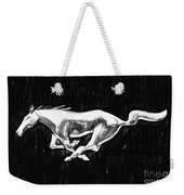 The Pony Weekender Tote Bag
