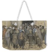 The Poor And Money The Hague, September - October 1882 Vincent Van Gogh 1853  1890 Weekender Tote Bag