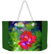 The Poppie Calls Weekender Tote Bag