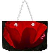 The Poppy Weekender Tote Bag