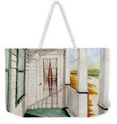 The Porch Weekender Tote Bag