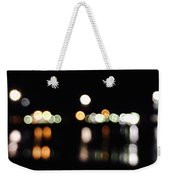 The Port, The Lights, And The Moon Weekender Tote Bag