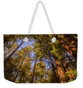 The Portola Redwood Forest Weekender Tote Bag