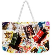 The Postbox Collector Weekender Tote Bag