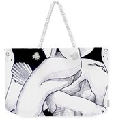The Powerful Spell Of A Modigliani Woman Weekender Tote Bag