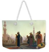 The Prayer Weekender Tote Bag