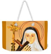 The Prayers Of The Righteous 2 Weekender Tote Bag