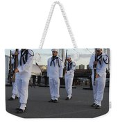 The Precision Rifle And Flag Drill Team Weekender Tote Bag