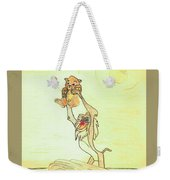 The Presentation Of Simba From Walt Disney's The Lion King Weekender Tote Bag