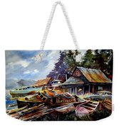 The Preserve Of Captain Flood Weekender Tote Bag