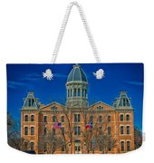 The Presidio County Courthouse Weekender Tote Bag