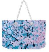 The Pretty Blooming Weekender Tote Bag