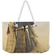The Pride Of Baltimore Clipper Ship Weekender Tote Bag