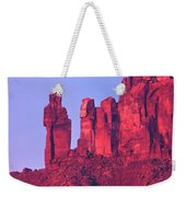 612717-the Priest And The Nuns  Weekender Tote Bag