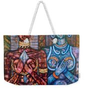 The Priestess Of The Occult Weekender Tote Bag