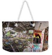 The Prodigy In Berlin Weekender Tote Bag