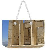 The Propylaia In Athens          The Propylaia - Vertical                                    Weekender Tote Bag