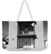 The Pueblo Church Weekender Tote Bag