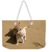 The Puppies Weekender Tote Bag