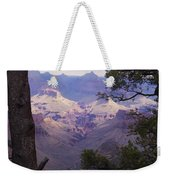 The Purple Grand Weekender Tote Bag