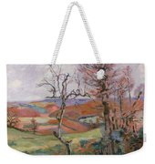 The Puy Barion At Crozant Weekender Tote Bag