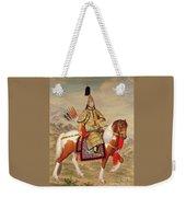 The Qianlong Emperor Weekender Tote Bag