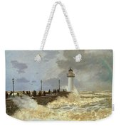 The Quay At Le Havre Weekender Tote Bag