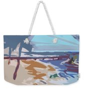 The Quay-seaside Weekender Tote Bag
