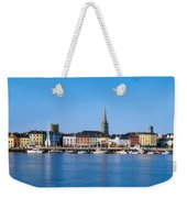 The Quays, Wexford, County Wexford Weekender Tote Bag